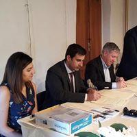 firma della convenzione